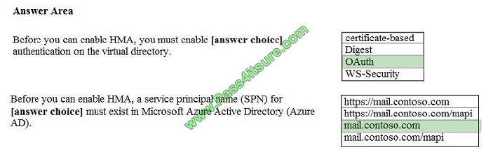 pass4itsure ms-202 exam question q4-2